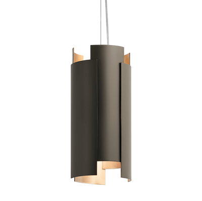 Kichler Lighting 42995OZLED Moderne LED Mini Pendant Olde Bronze®