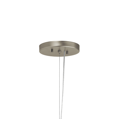 Kichler Lighting 42995SNLED Moderne LED Mini Pendant Satin Nickel