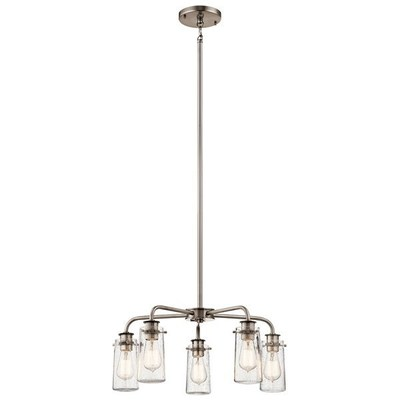 Kichler Lighting 43058CLP Chandelier 5Lt
