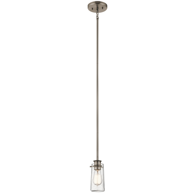 Kichler Lighting 43060CLP Mini Pendant 1Lt