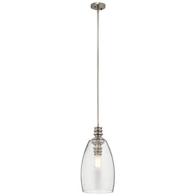 Kichler Lighting 43090CLP Pendant 1Lt