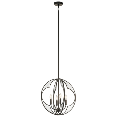 Kichler Lighting 43096OZ Chandelier 4Lt