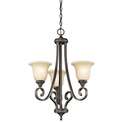 Kichler Lighting 43155OZ Chandelier 3Lt