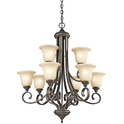 Kichler Lighting 43159OZ Chandelier 9Lt