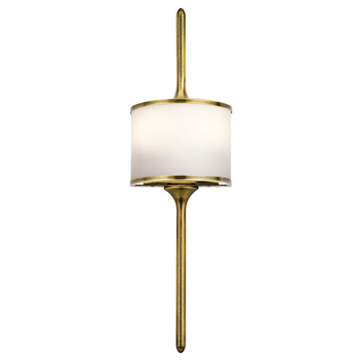 Kichler Lighting 43375NBR Wall Sconce 2Lt Halogen