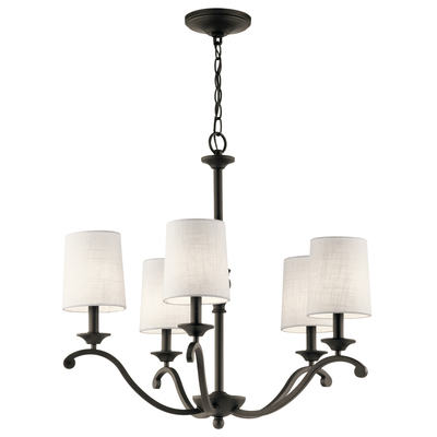 Kichler Lighting 43392OZ Chandelier 5Lt
