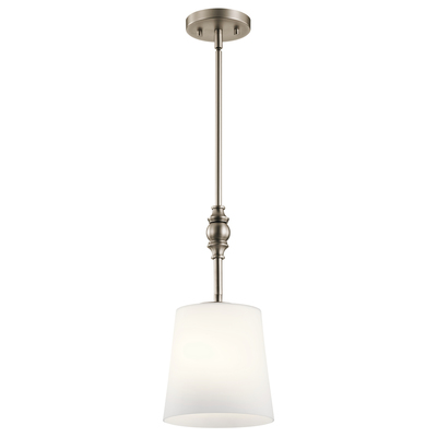 Kichler Lighting 43394AP Mini Pendant 1Lt