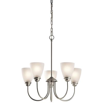 Kichler Lighting 43638NI Chandelier 5Lt