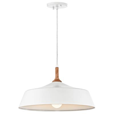 Kichler Lighting 43683WH Pendant 1Lt