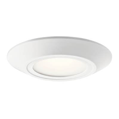 Kichler Lighting 43870WHLED30 Horizon II 3000K LED Downlight White