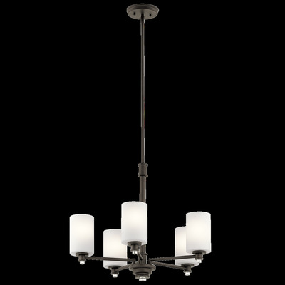 Kichler Lighting 43923OZL16 Chandelier 5Lt LED
