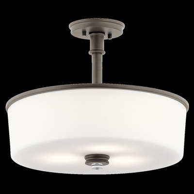 Kichler Lighting 43925OZL16 Pendant/Semi Flush 3Lt LED