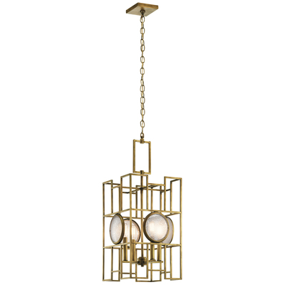 Kichler Lighting 43933NBR Pendant 4Lt