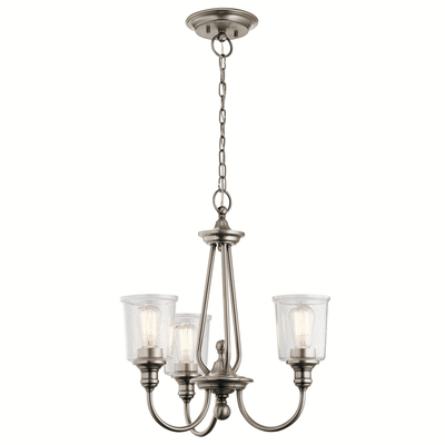 Kichler Lighting 43945CLP Chandelier 3Lt