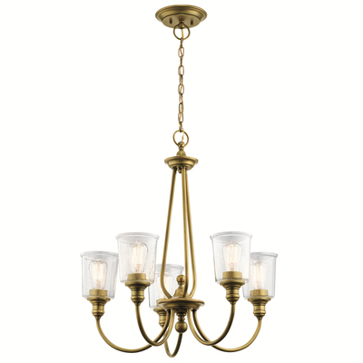Kichler Lighting 43946NBR Chandelier 5Lt