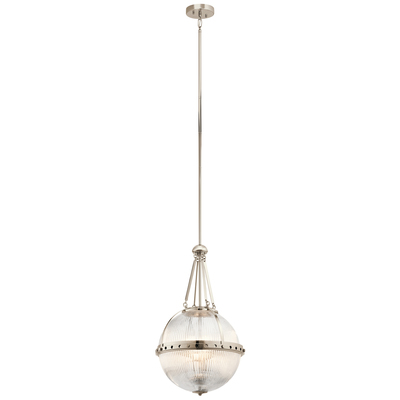 Kichler Lighting 43968PN Pendant 3Lt