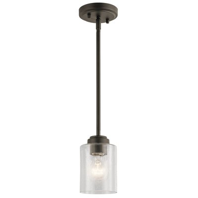 Kichler Lighting 44032OZ Mini Pendant 1Lt