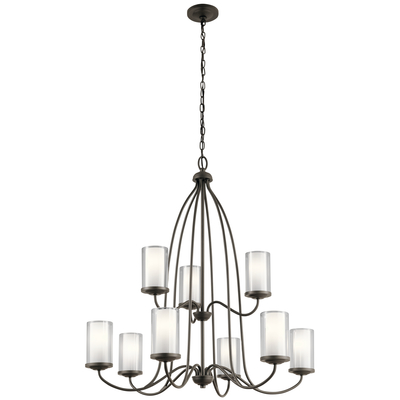 Kichler Lighting 44177OZ Chandelier 9Lt