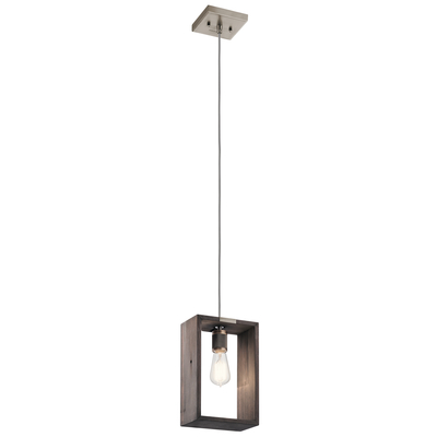 Kichler Lighting 44217CLP Pendant 1Lt