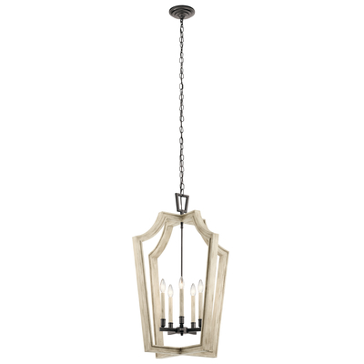 Kichler Lighting 44262AVI Chandelier 5Lt