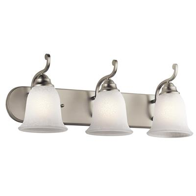 Kichler Lighting 45423NI Bath 3Lt