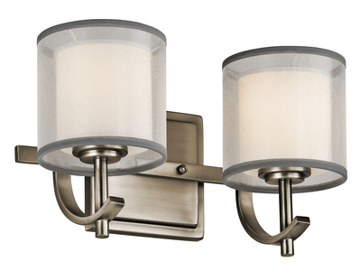Kichler Lighting 45450AP Bath 2Lt