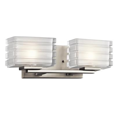 Kichler Lighting 45478NI Bath 2Lt Halogen