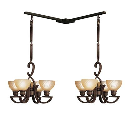 Kichler Lighting 4900TZ Multi Mini Pendant Hanger Tannery Bronze™