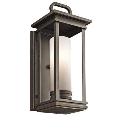 Kichler Lighting 49475RZ South Hope Outdoor Wall 1Lt