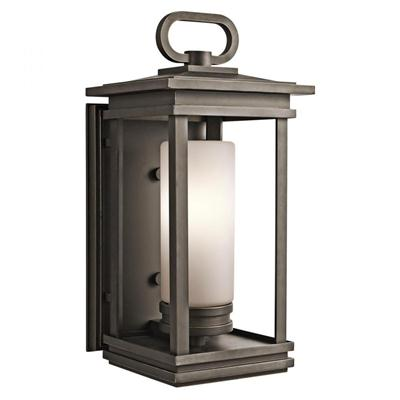 Kichler Lighting 49476RZ South Hope Outdoor Wall 1Lt