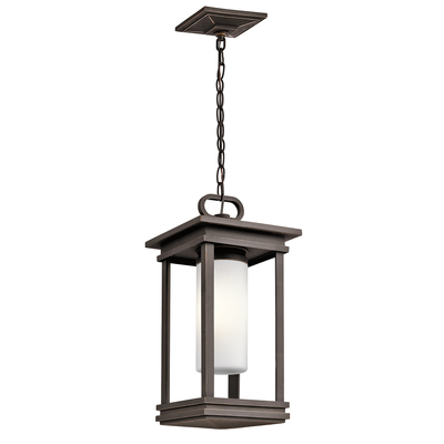 Kichler Lighting 49493RZ South Hope Outdoor Pendant 1Lt