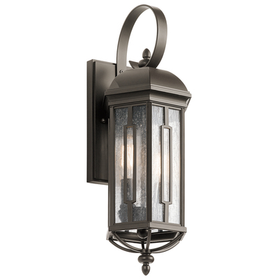 Kichler Lighting 49709OZ Outdoor Wall 2Lt