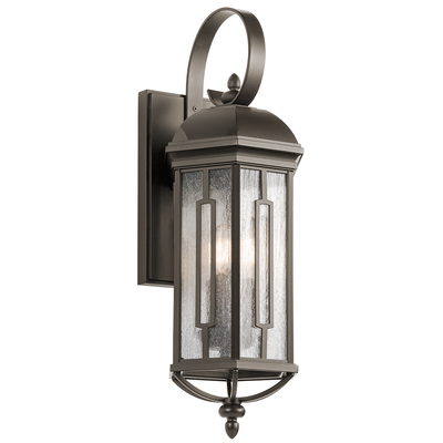 Kichler Lighting 49711OZ Outdoor Wall 3Lt