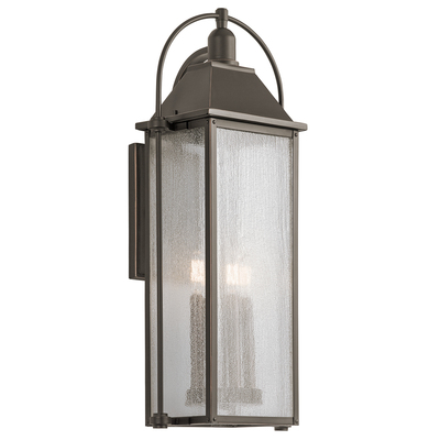 Kichler Lighting 49716OZ Harbor Row™ 4 Light Wall Light Olde Bronze