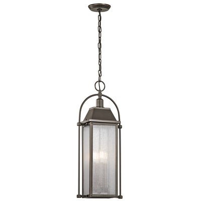 Kichler Lighting 49718OZ Harbor Row™ 4 Light Pendant Olde Bronze®