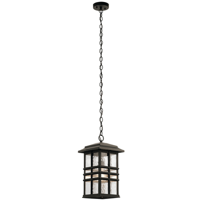 Kichler Lighting 49833OZ Outdoor Pendant 1Lt