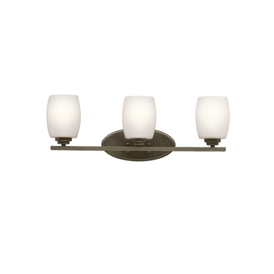 Kichler Lighting 5098OZS Bath 3Lt