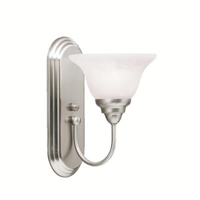 Kichler Lighting 5991NI Wall Sconce 1Lt