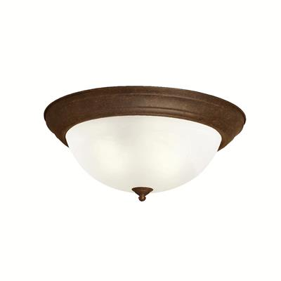 Kichler Lighting 8110TZ Flush Mount 3Lt