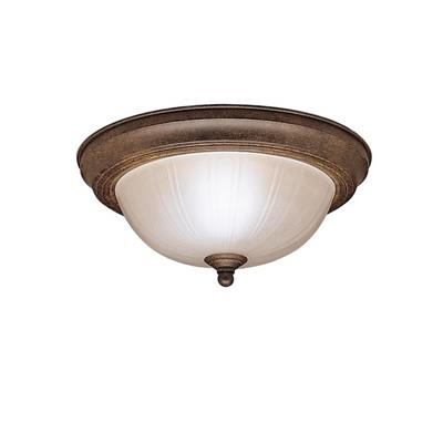 Kichler Lighting 8653TZ Flush Mount 2Lt