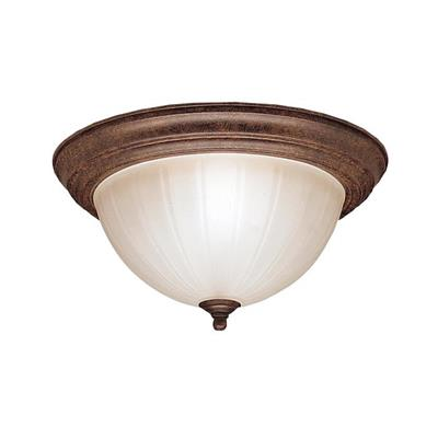 Kichler Lighting 8654TZ Flush Mount 2Lt