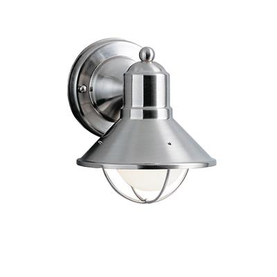 Kichler Lighting 9021NI Outdoor Wall 1Lt