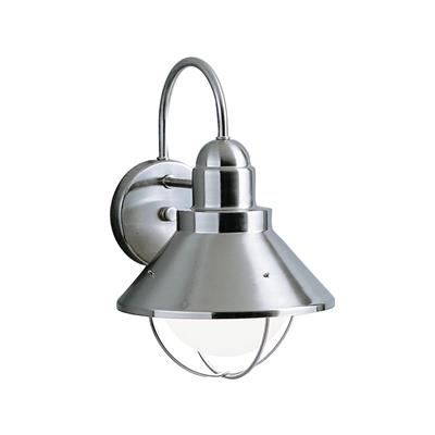 Kichler Lighting 9023NI Outdoor Wall 1Lt