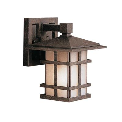 Kichler Lighting 9128AGZ Outdoor Wall 1Lt