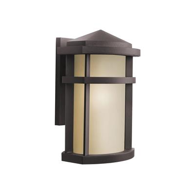 Kichler Lighting 9167AZ Outdoor Wall 1Lt