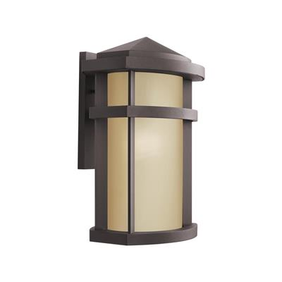 Kichler Lighting 9168AZ Lantana Outdoor X-Large Wall 1Lt