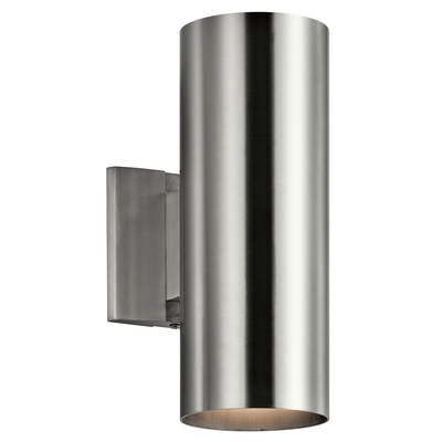 Kichler Lighting 9244BA Indoor/Outdoor Wall 2Lt