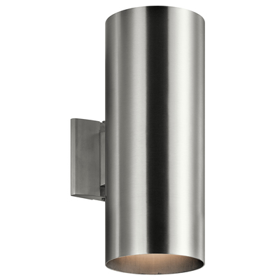 Kichler Lighting 9246BA Indoor/Outdoor Wall 2Lt