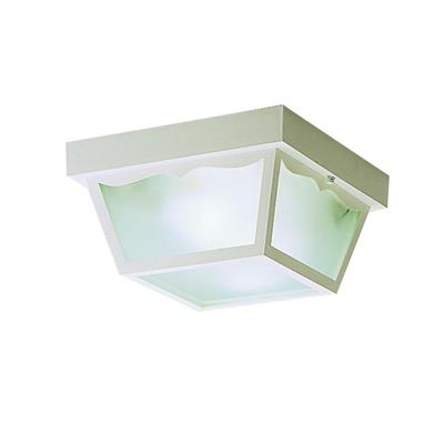 Kichler Lighting 9322WH Outdoor Ceiling 2Lt