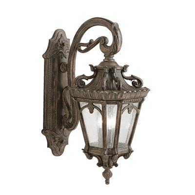 Kichler Lighting 9358LD Tournai™ 3 Light Wall Light Londonderry™